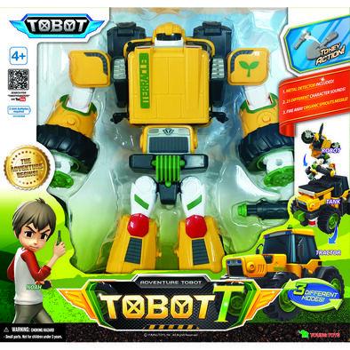 Tobot機器戰士
