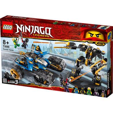 LEGO樂高幻影忍者系列 雷霆襲擊者 71699