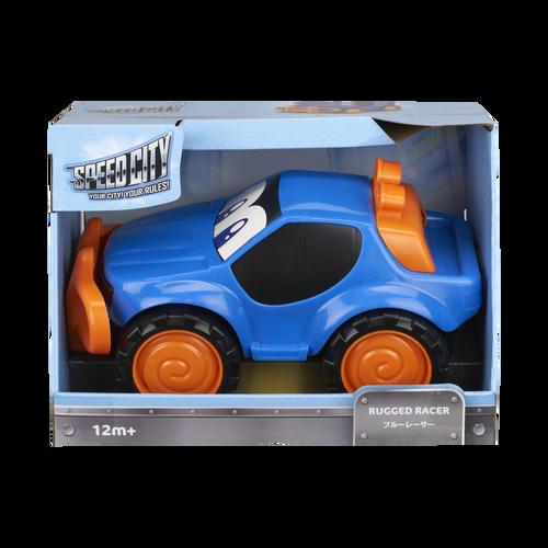 Speed City極速都市 Junior車仔玩具