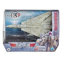 Transformers變形金剛 X 壯志凌雲 航行家級模型