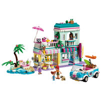 LEGO樂高好朋友系列 衝浪手海濱 41693