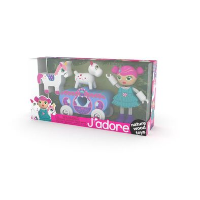 J'Adore 公主小人禮盒套