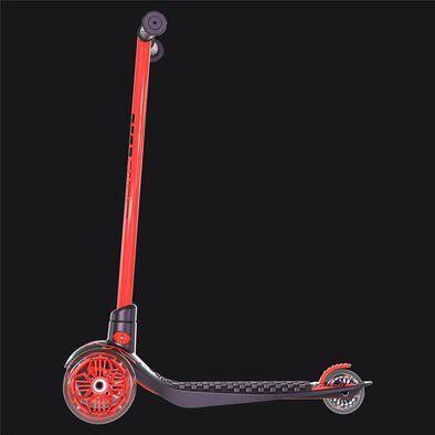 Yvolution菲樂騎 Niche Base 閃輪 平衡滑板車 紅