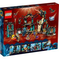 LEGO樂高旋風忍者系列 無垠海之神廟 71755