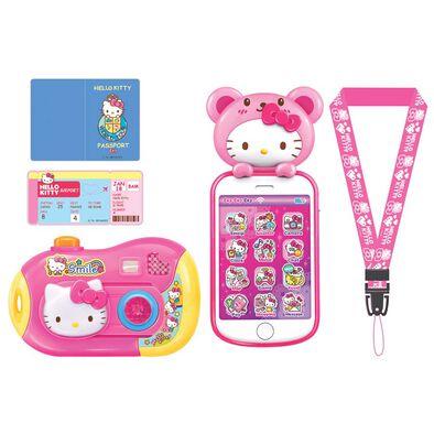 Sanrio三麗鷗 Hello Kitty旅遊隨身包