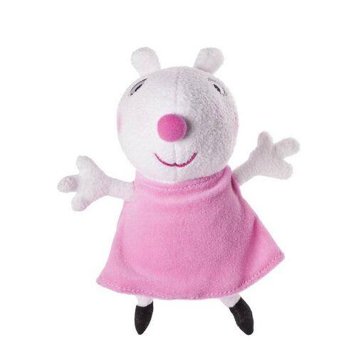 Peppa Pig粉紅豬小妹little Feature毛公仔- 隨機發貨