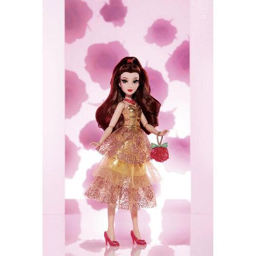 Disney Princess迪士尼公主貝兒公主
