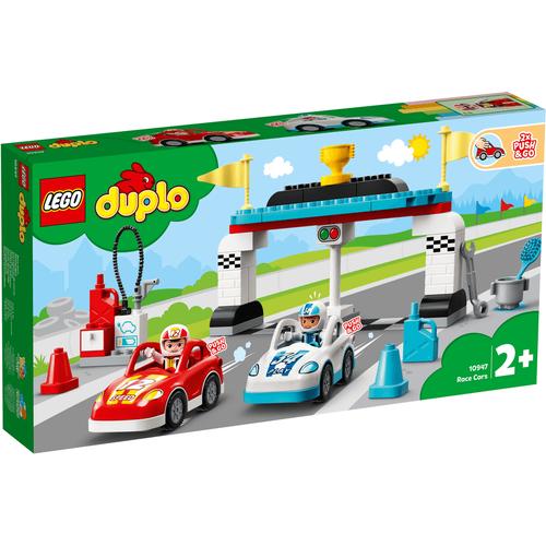 LEGO樂高得寶系列 賽車 10947