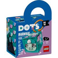 LEGO樂高豆豆系列 獨角鯨掛飾 41928