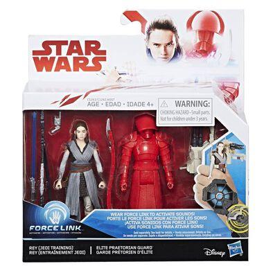 "Star Wars星球大戰viii 3.75"" 造型公仔2件裝系列 隨機發貨"