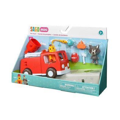 Sago Mini: Hugbot Kiki 消防車套裝