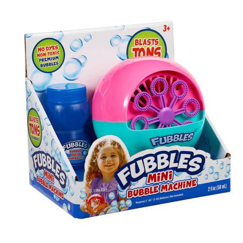 Fubbles 迷你泡泡機 - 隨機發貨