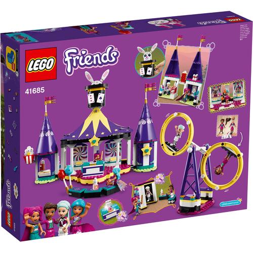LEGO樂高好朋友系列 神奇遊樂場過山車 41685