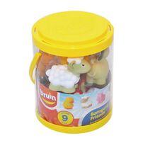 Bru Infant & Preschool 農場動物桶裝
