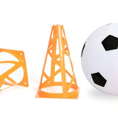 E-Jet Games 足球( 連2個安全路障)