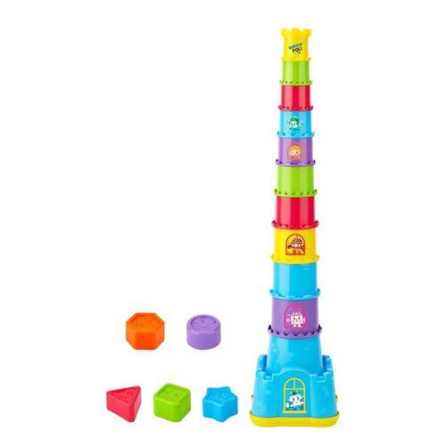 Robocar Poli救援小英雄波力 珀利城堡建造
