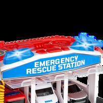 Speed City極速都市  緊急救援站及車輛