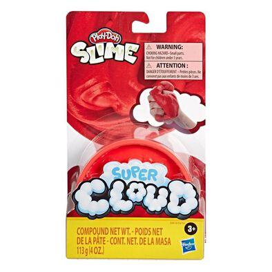 Play-Doh培樂多siper Cloud鬼口水單罐裝 - 隨機發貨