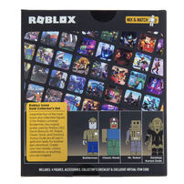 Roblox機器磚塊 15週年紀念金裝人物造型收藏盒