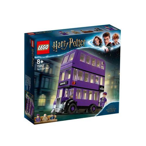 LEGO樂高哈利波特系列 LEGO Harry Potter The Knight Bus 75957