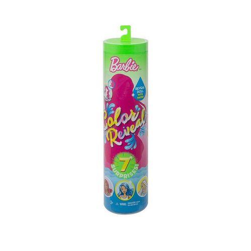 Barbie芭比 驚喜造型娃娃食物香味系列