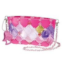 Beverly Pacherie Clear Pen Pouch Pink