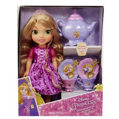 Disney Princess迪士尼公主toddler Doll & Tea Set - 隨機發貨
