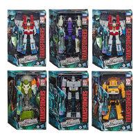 Transformers變形金剛Generations 系列  世代斯比頓之戰:地球崛起航行家級基夫 - 隨機發貨