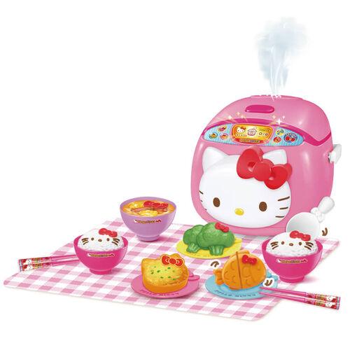 Sanrio Hello Kitty吉蒂貓廚房系列 多功能蒸汽電飯煲