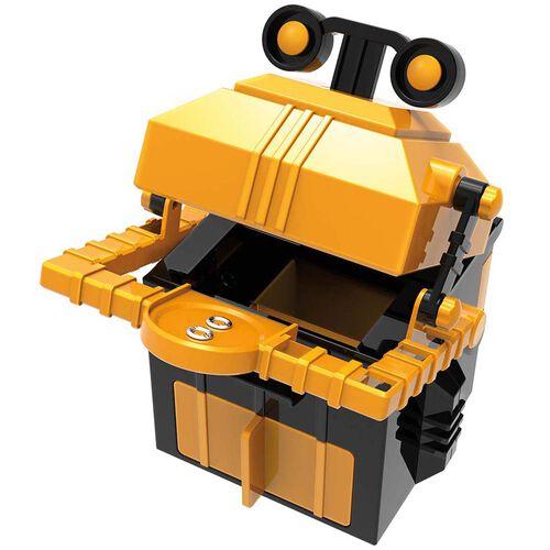 4M小小工程師系列 錢箱機械人