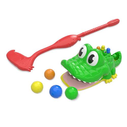鱷魚高爾夫球