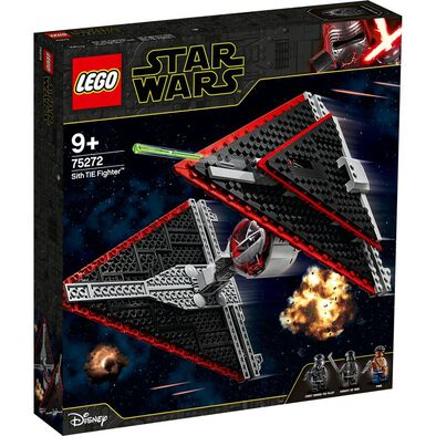 LEGO樂高星球大戰系列 LEGO Star Wars Sith Tie Fighter 75272