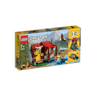 LEGO樂高創意系列 內陸小屋 31098