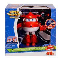 Super Wings超級飛俠-超動力聲光變形-Jett
