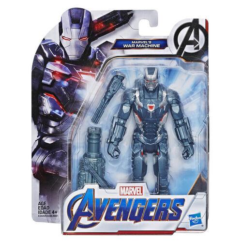 """Marvel Avengers漫威復仇者聯盟 6"""" 人偶 - 隨機發貨"""