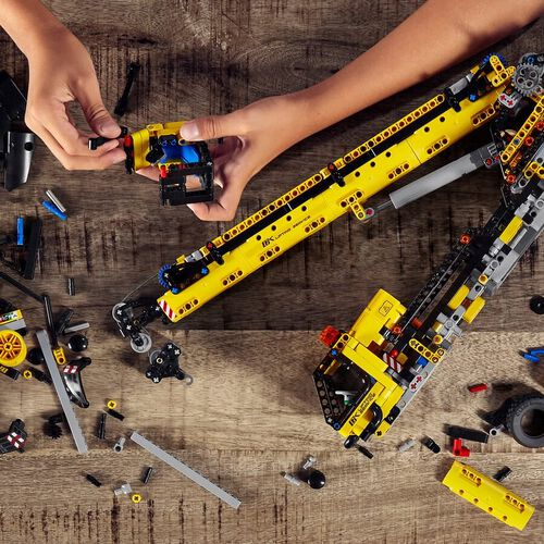 LEGO樂高機械組系列 移動式起重機 42108