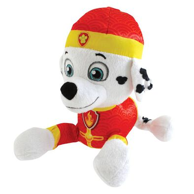 Paw Patrol Year Of The Dog Soft Toy Marshall