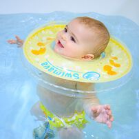 Swimava 嬰兒游泳圈 - 小黃鴨