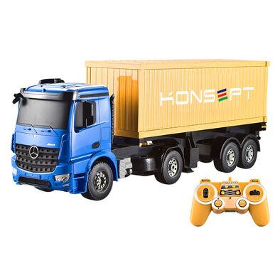 Konsept 1比20 遙控平治拖頭貨櫃車