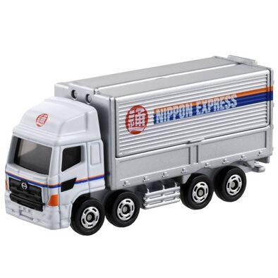 Tomica多美 車仔 Bx077 Hino Profia Nippon Express Truck