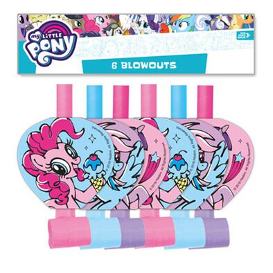 My Little Pony Pony Together Blowout With Card
