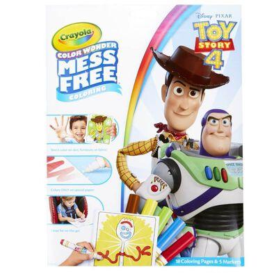 Toy Story反斗奇兵4 神奇顯色系列
