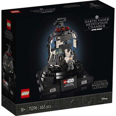 LEGO樂高 Darth Vader Meditation Chamber 75296