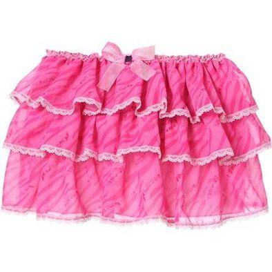Barbie芭比 層層蛋糕半截裙