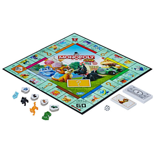 Monopoly Junior Toys R Us Hong Kong Official Website 香港玩具 反 斗城官方網站