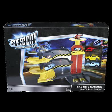 Speed City極速都市  天空車庫