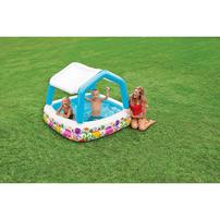 Intex 遮陽蓬水池