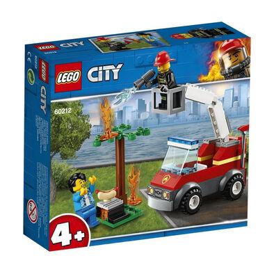 LEGO樂高城市系列救火任務 60212
