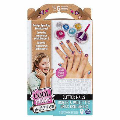 Cool Maker Diy 指甲彩繪貼紙套裝