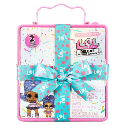 L.O.L. Surprise!驚喜寶貝 驚喜禮物娃娃豪華套裝